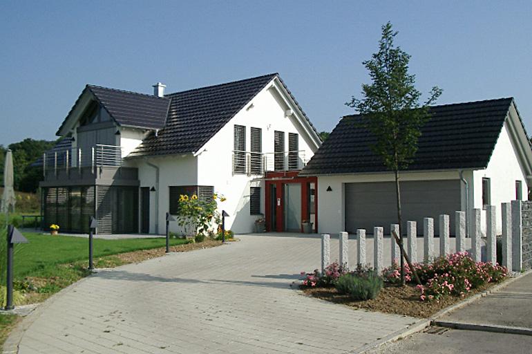 Neubau einfamilienhaus in achstetten bauherr privat fertigstellung